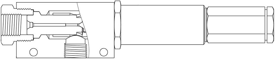 Регулируемый пред.клапан